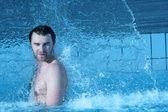 Big pool — Stock Photo