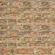 Ancient brick wall — Stock Photo #10138535