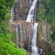 Ramboda falls - Stock Photo