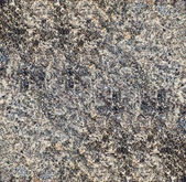 Surface of ancient volcanic rock — Stock Photo
