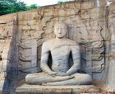 Gal vihara Buddha — Stock Photo
