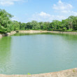 Abhayagiri Giant Pond — Stock Photo