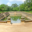 Kuttam Pokuna (Twin Ponds) — Stock Photo
