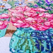 The art of embroidery — Stock Photo #9206676