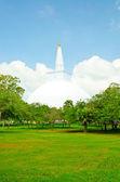 Ruvanmali maha stupa anuradhapura — Photo