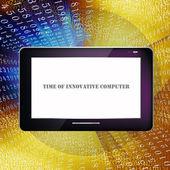 создание информационных технологий безопасности интернета — Стоковое фото