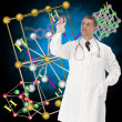 Scientific medical researches — Stock Photo #8213160