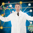 Scientific medical researches — Stock Photo