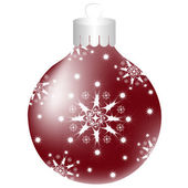 New Year's and Christmas abstract decorative elements. — Stock Photo