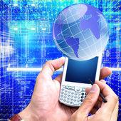 Innowacyjne najnowszych technologii — Zdjęcie stockowe