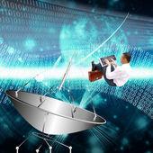 A tecnologia de internet — Foto Stock