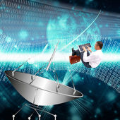 Teknoloji internet — Stok fotoğraf
