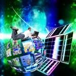The technology Internet — Stock Photo #8801564