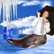 Global warming — Stock Photo #8880434