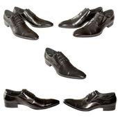 Buty na białym tle — Zdjęcie stockowe