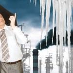 Global warming — Stock Photo #9882430