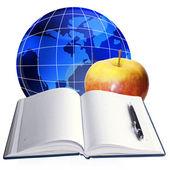 The education concept — Zdjęcie stockowe