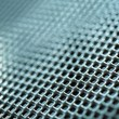 Metallic mesh texture — Stock Photo