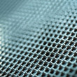 Metallic mesh texture - Stock Photo