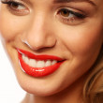 Beautiful Smile With Beautiful Teeth — Stock Photo