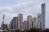 Panama City skyline, Panama. — Stock Photo