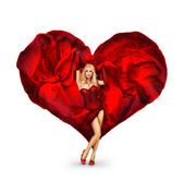 Drottningen av hjärtan — Stockfoto