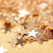 Golden stars - Foto de Stock