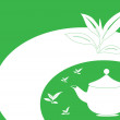 Tea pot - Stock Vector