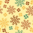 Royalty-Free Stock ベクターイメージ: Color seamless pattern