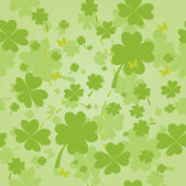 St. Patricks's day background — Stock Vector