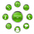 Contact signs — Stock Photo #10545273