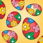 Easter Eggs — Stock Vector #10275412