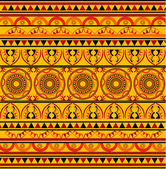 Ancient Pattern — Stockvektor