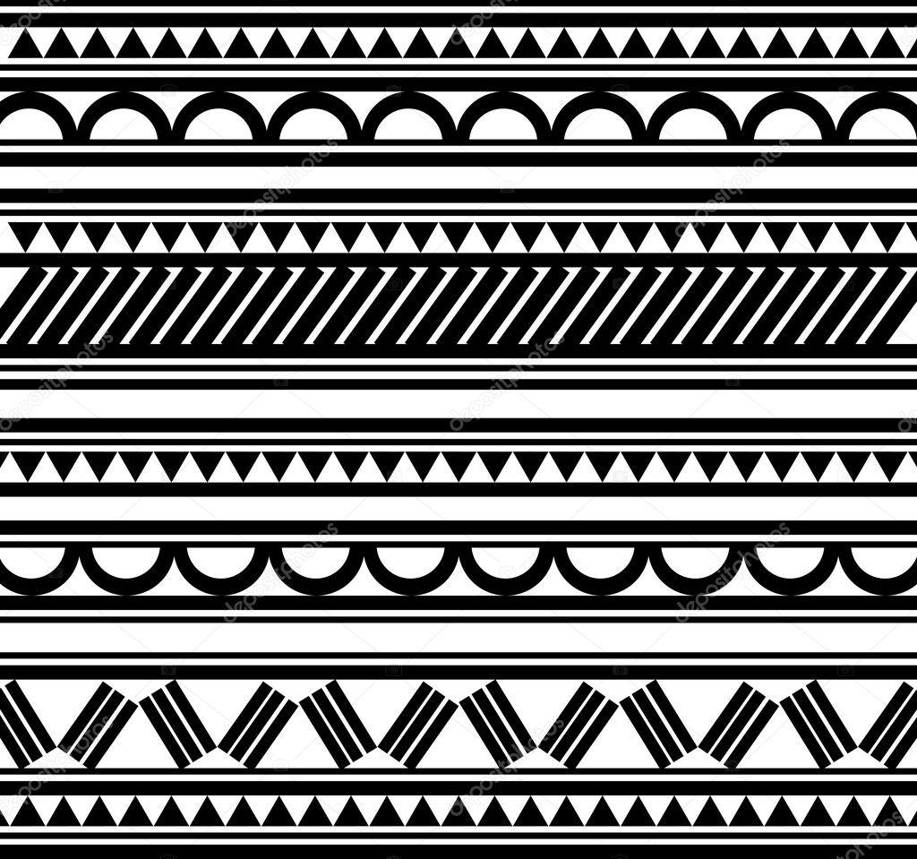 Polynesian Style tattoo turtle - Stock Illustration