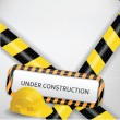 Royalty-Free Stock Vector Image: Under Construction Background