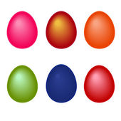 Ester Eggs — Stock Photo