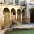 Roman baths — Stock Photo
