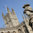 Bath Abbey — Stockfoto #9824573