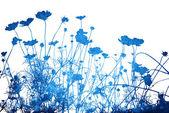 Multicolor liści tło — Zdjęcie stockowe