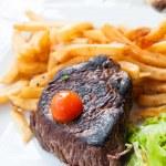 Juicy steak — Stock Photo #10116967