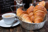 Fresh croissant — Photo