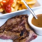 Juicy steak — Stock Photo #10622905