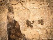 Brown grunge wall — Stock Photo