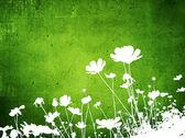 çiçek soyut — Stok fotoğraf