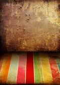 Detailed textured grunge background — Stock Photo