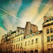 Parisian streets — Stock Photo