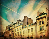 парижских улиц — Стоковое фото