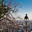 Old-fashioned paris france — Stock Photo