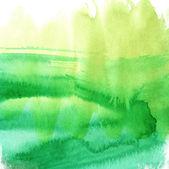 伟大的水彩背景 — 图库照片