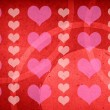 Sweetheart background — Stock Photo